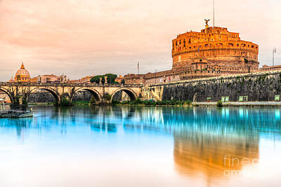 Photograph - Rome - Italy by Luciano Mortula