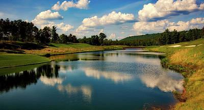 Photograph - Ross Bridge Golf Course - Hoover Alabama by Mountain Dreams