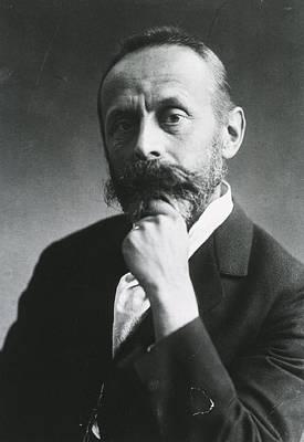Bsloc Photograph - Rudolph Virchow 1821-1902, German by Everett
