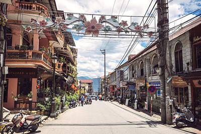 Photograph - Sapa, Vietnam - Surroundings Around Sapa City by Eduardo Huelin