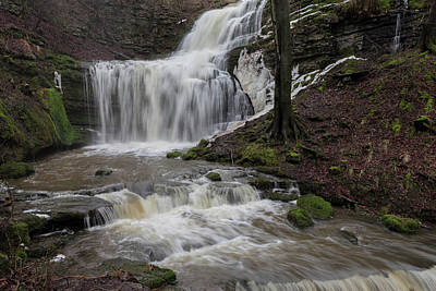 Photograph - Scalber Force by Nick Atkin