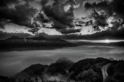 Photograph - Sea Of Clouds by Kohji Asakawa