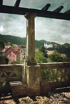 Sintra Landscape Print by Carlos Caetano