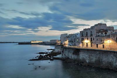 Castello Photograph - Siracusa - Sicily by Joana Kruse