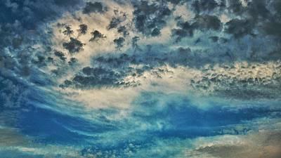 Color Digital Art - Sky by Super Lovely
