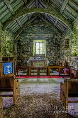 Photograph - St Beunos Church by Ian Mitchell