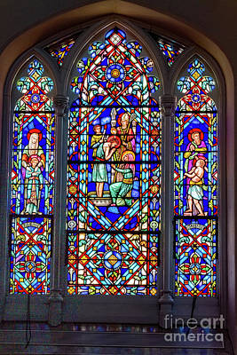 Kim Fearheiley Photography - Stained Glass by William Norton