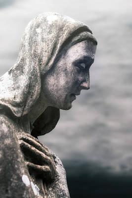 Grieve Photograph - Statue by Joana Kruse