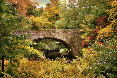 Photograph - Stone Bridge  by Jessica Jenney
