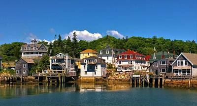 Photograph - Stonington by Lisa Dunn