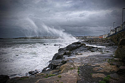 Photograph - Stormy Portstewart by Colin Clarke