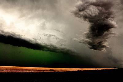 Photograph - Stormy Weather by David Matthews