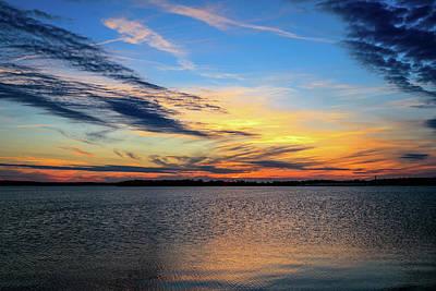 Photograph - Sundown by Doug Long