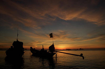 Photograph - Sunrise On Koh Tao Island In Thailand by Tamara Sushko
