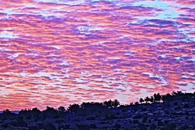 Photograph - Sunset. by Shlomo Zangilevitch