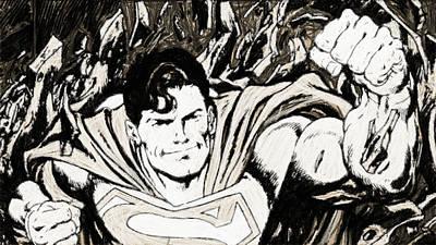 Batman Digital Art - Superman Art by Egor Vysockiy