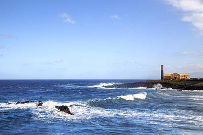 Canary Photograph - Tenerife - Garachico  by Joana Kruse