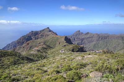 Tenerife Photograph - Tenerife - Masca by Joana Kruse
