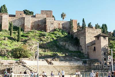 Photograph - The Alcazaba by Rod Jones