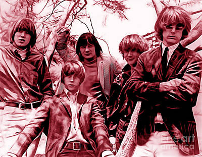The Byrds Collection Art Print
