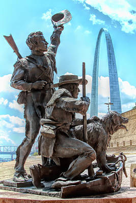 Photograph - The Captains Return by John Freidenberg