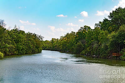 Photograph - The Erie Canal by William Norton