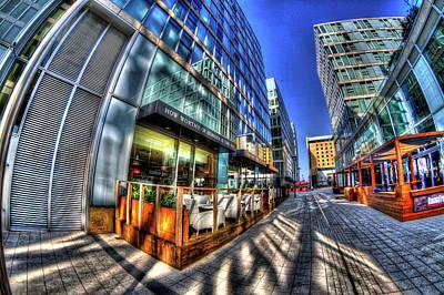 Milton Keynes Photograph - The Hub Milton Keynes by KonTrasts