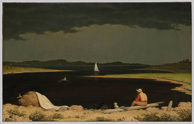 The Hudson River School Art Print