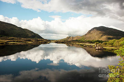 The Lakes Of Killarney Art Print