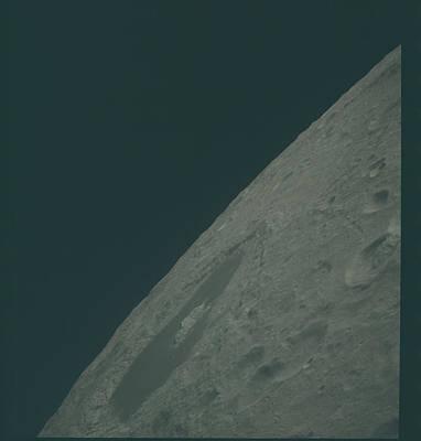 Atlantis Pyrography - The Moon by Artistic Panda