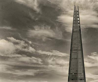 The Shard Print by Martin Newman