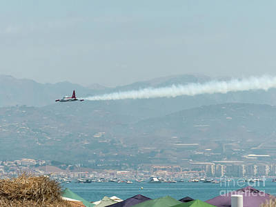 Photograph - The Torre Del Mar Airshow, 2017 by Rod Jones
