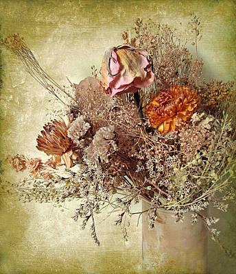 Dried Photograph - Timeworn by Jessica Jenney