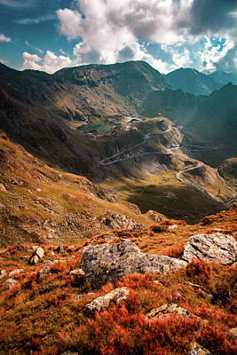 Photograph - Transfagarasan by Chris Thodd