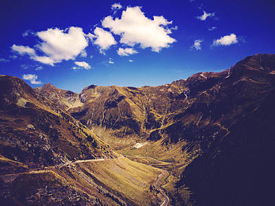 Mountain Rights Managed Images - Transfagarasan Royalty-Free Image by Chris Thodd