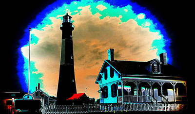 Photograph - Tybee Island by Elyza Rodriguez