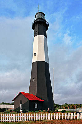 Lighthouse Photograph - Tybee Lighthouse by Marcia Colelli