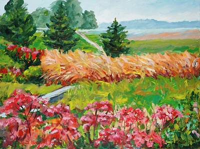 Painting - Untitled by Ingrid Dohm