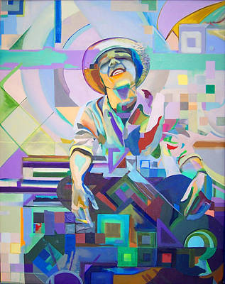 Painting - Untitled by Kaley LaRose