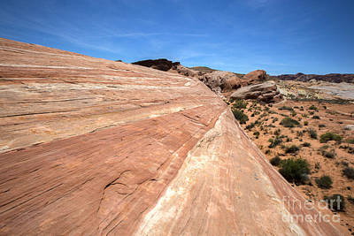 Canon Eos 5d Mark Iii Photograph - Valley Of Fire by Daniel  Knighton