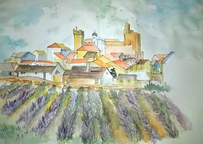 Painting - Van Gogh France Album by Debbi Saccomanno Chan