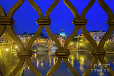Photograph - Vatican City by Mats Silvan