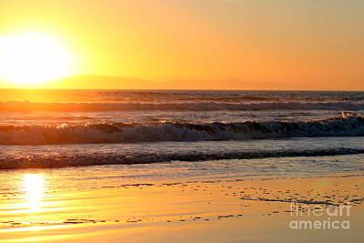 Photograph - Ventura Sunset by Henrik Lehnerer