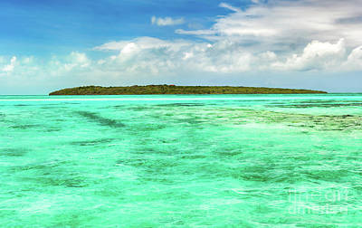 Royalty-Free and Rights-Managed Images - View of a sea at day time. Mauritius. Panorama by MotHaiBaPhoto Prints