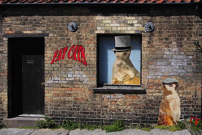 Virtual Graffiti Original by Martin  Fry