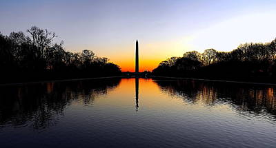 Photograph - Washington Monument by Christopher Wieck