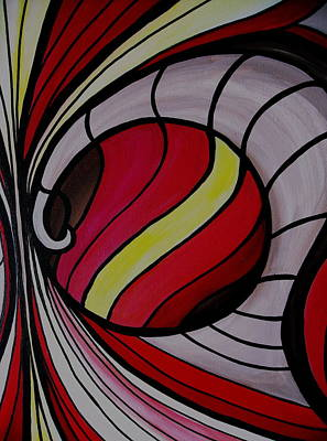 Surf Boards Painting - Waves by Pristine Cartera Turkus