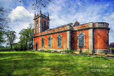 Welsh Church Art Print