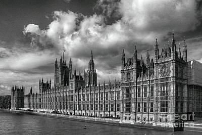 Photograph - Westminster Palace by Pravine Chester