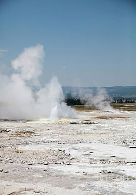 Photograph - Yellowstone National Park by Kati Finell